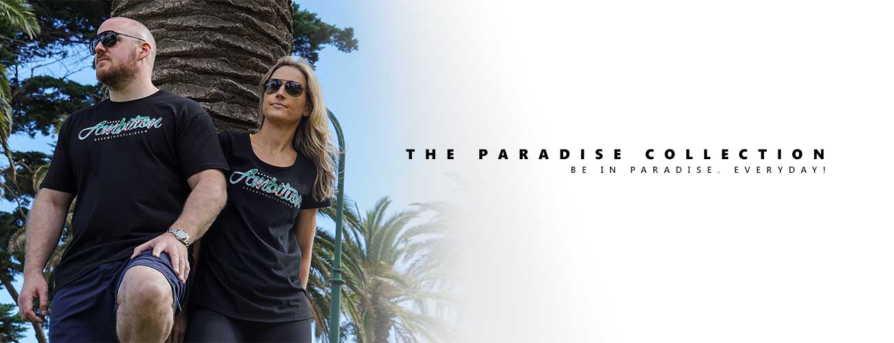 GRAND AMBITION PARADISE COLLECTION