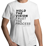 Hold the vision