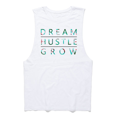 The Just Hustle. Tee (Mens)