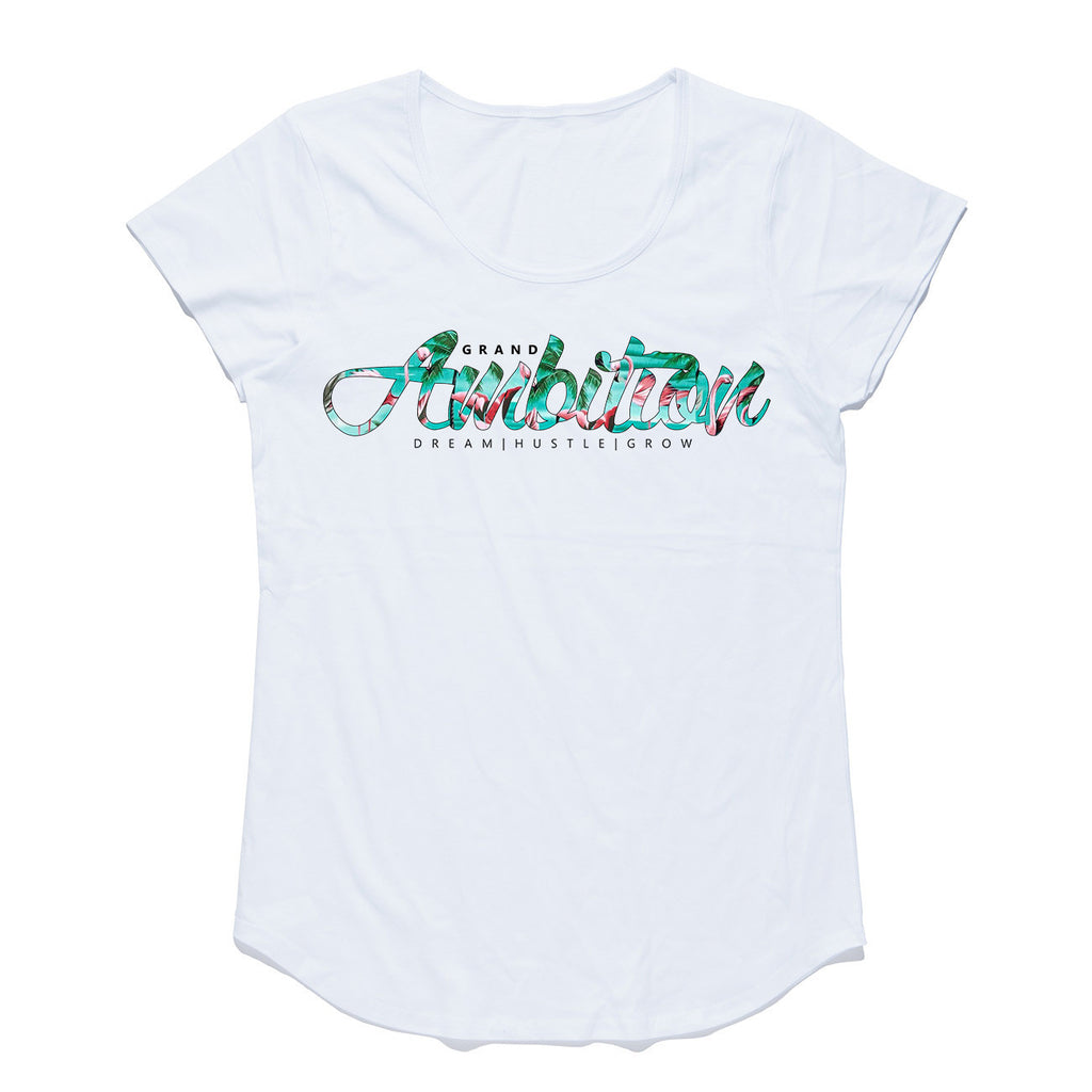 The Paradise Ambition Tee v2.0 (Womens)