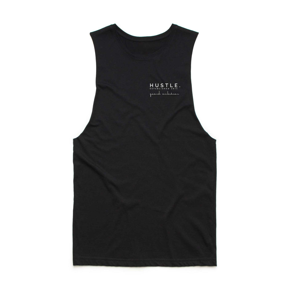The Just Hustle. Tank