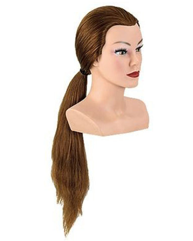 "Hair Styling Mannequin Head ""Lady Long"""