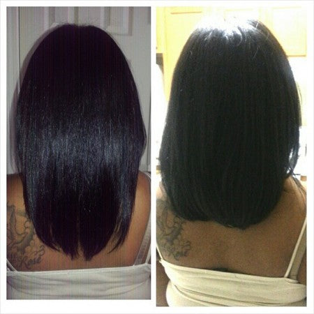 Thinning Edges Products Regrow Hair In 2 Weeks Beanstalk