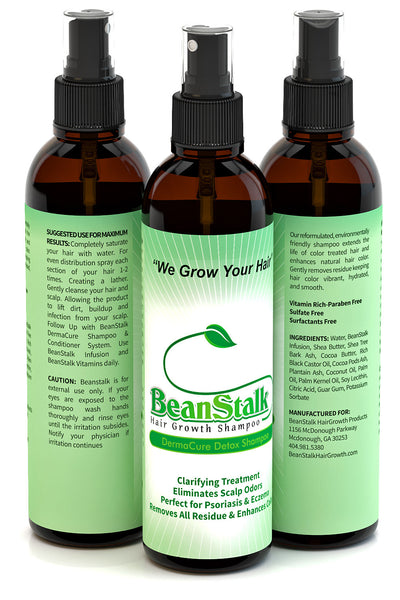 Beanstalk Family Product Package Beanstalk Hair Growth
