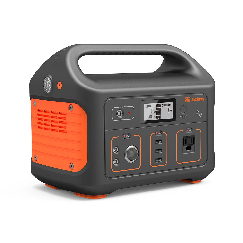 Portable Power Supply, Power Outdoors - Jackery