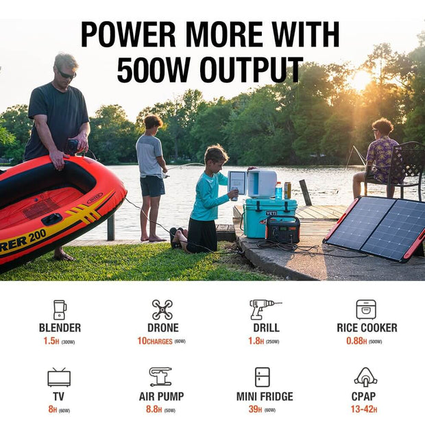 Portable Power Station For new year adventure