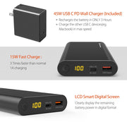 Supercharge 26800 Portable Charger - New
