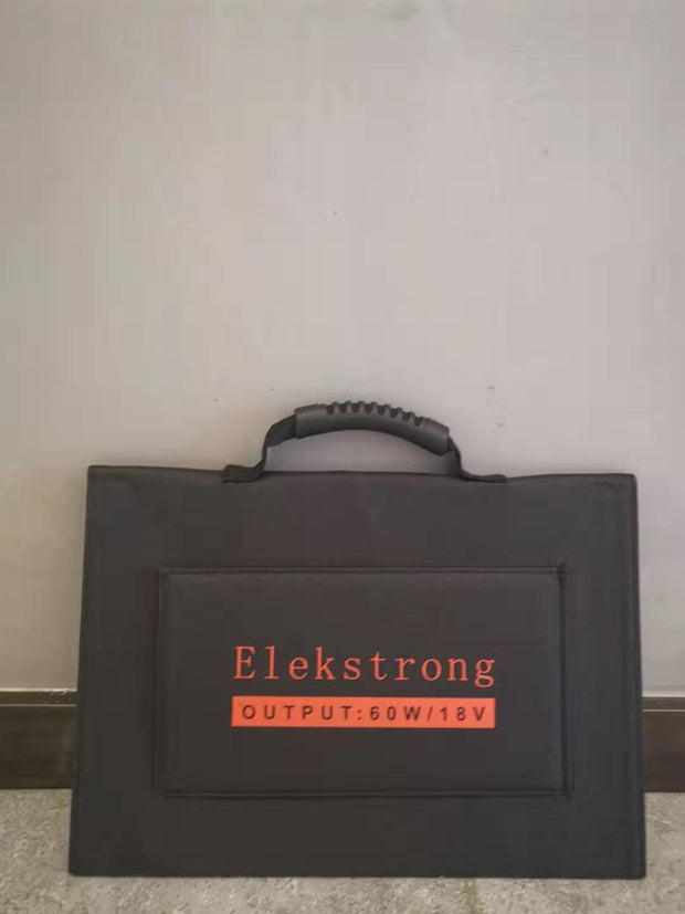 Elekstrong 60W Fodable Solar Panel
