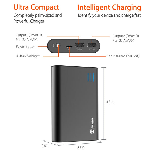 Giant+ Portable Charger
