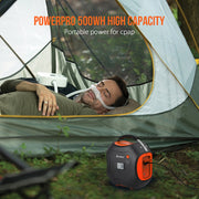 Explorer 500 Portable Power Station - New