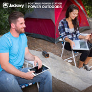 Jackery PowerBar Charging