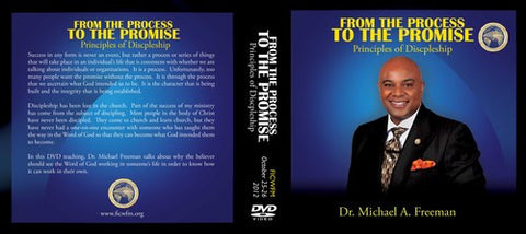 From the Process to the Promise - DVD