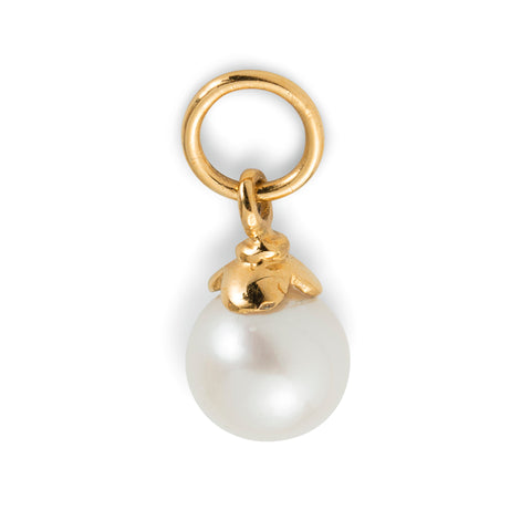 Pearl Charm, Gold
