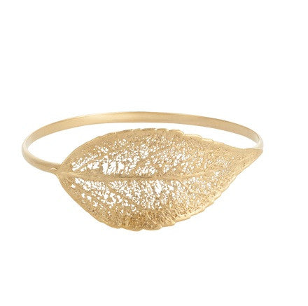 Autumn Bangle, Gold