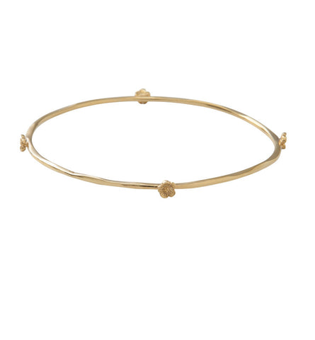 Gold, Blossom, Bangle, Kerry, Rocks, Jewellery
