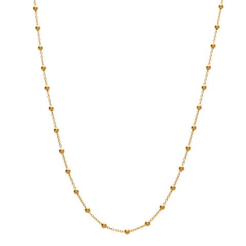 Bubble Chain, Gold