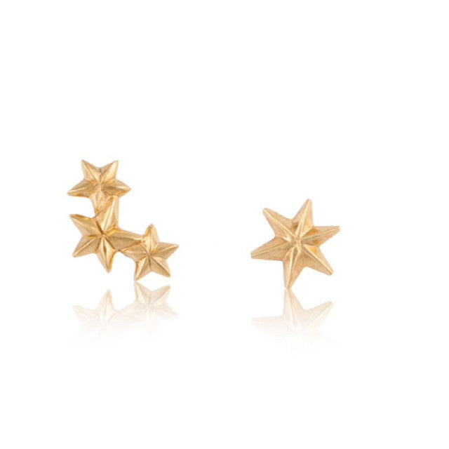 Starry Studs, Gold