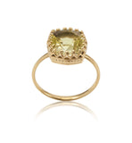Amelia, Ring, Lemon, Quartz, Gold, Kerry, Rocks, Jewellery, Jewelry
