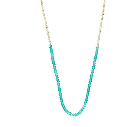 Apatite, Alia, Necklace ,Sterling, Kerry, Rocks, Jewellery