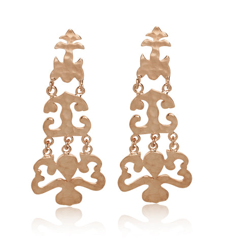 Arabesque Stud, Gold