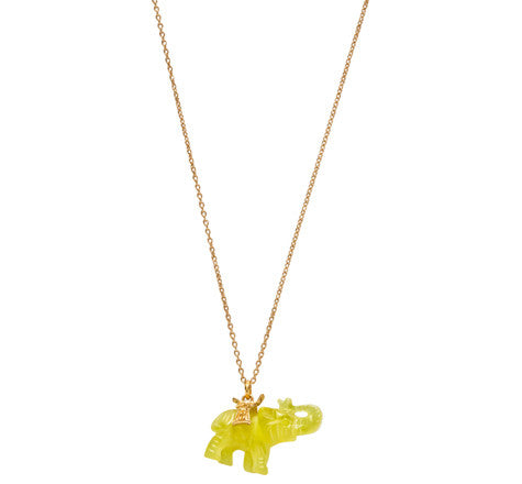 Serpentine, Elephant, Pendant, Gold, Kerry, Rocks, Jewellery