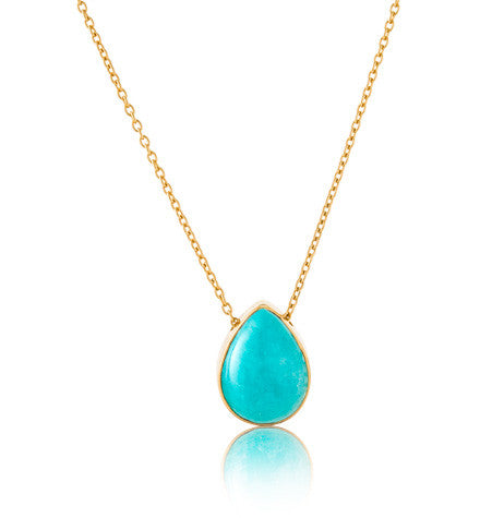 celine, necklace, peruvian, amazonite, gold, kerry ,rocks, jewellery