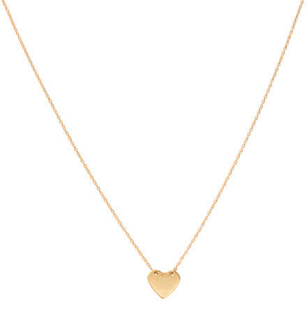 Fine, Heart, Necklace, Gold, Kerry, Rocks, Jewellery
