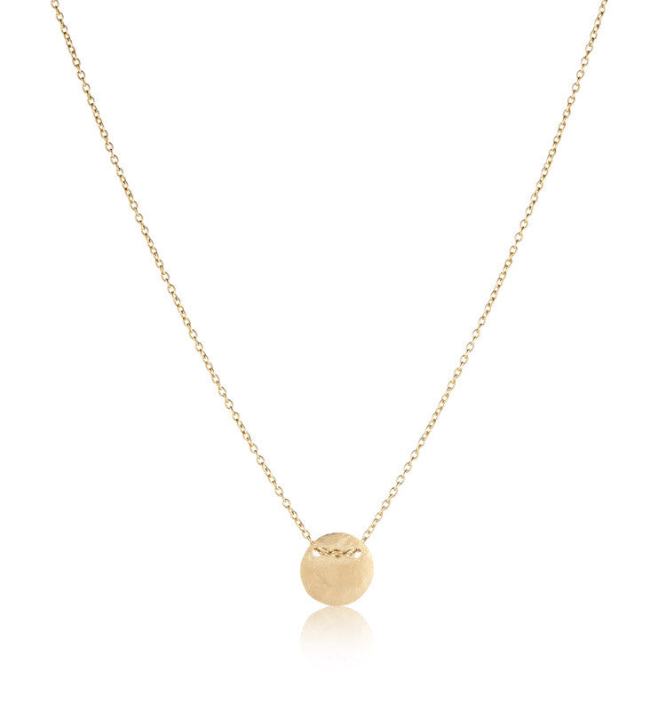 Fine, Disc, Necklace, Gold, kerry, rocks, jewellery, jewelry