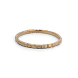 Linea Band, Narrow, 9kt Yellow Gold