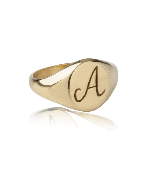 Signet Ring, A, Gold