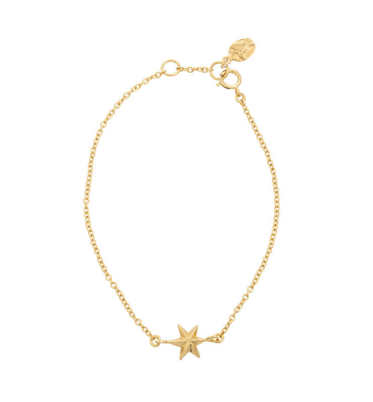 Star Bracelet, Gold, kerry, rocks, jewellery