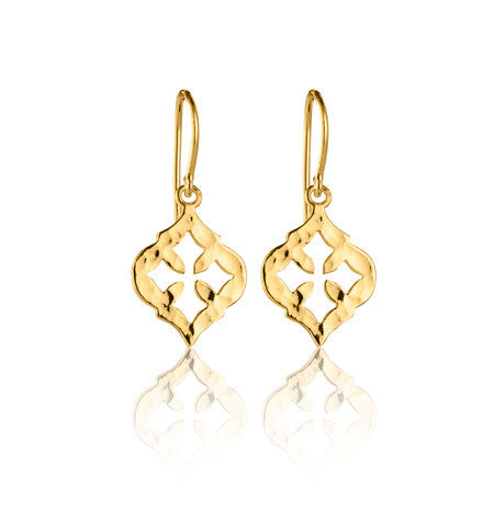 Sibille Earring, Gold