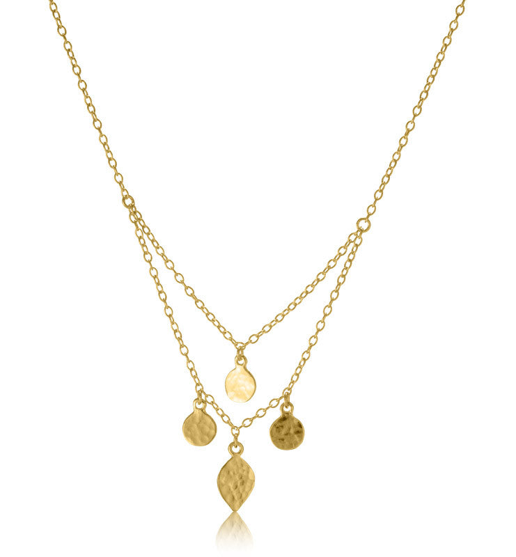 Tibi, Necklace, Gold, Kerry, Rocks, Jewellery