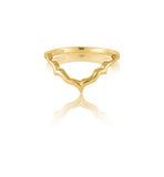 Vida, Ring, Gold, Kerry, Rocks, Jewellery