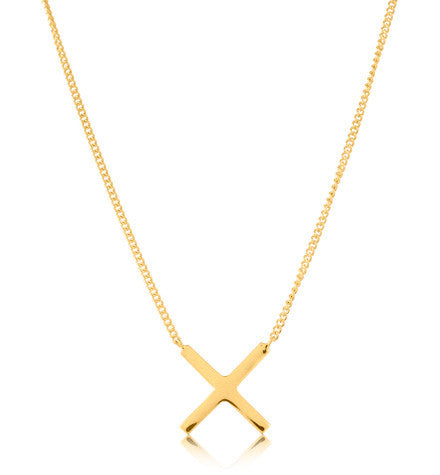 X ,Necklace, Gold, Kerry, Rocks, Jewellery, Jewelry