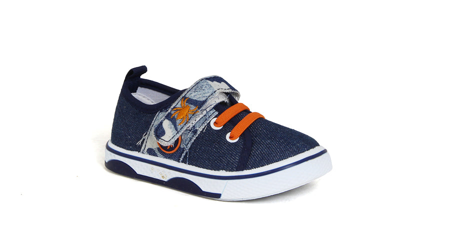 Infants Turtle Velcro Lace Up