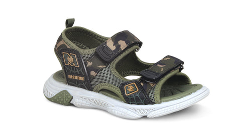 Double Velcro Turtles Sandal