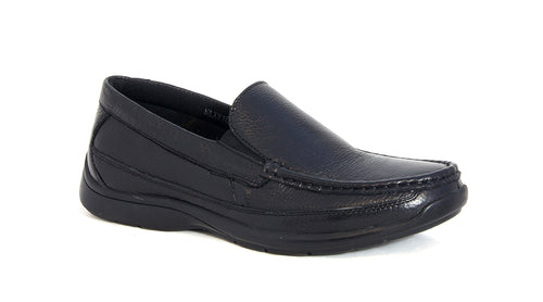 Formal Leather Slip-On