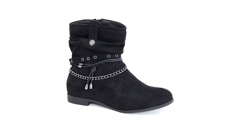 Chain Ankle Boot