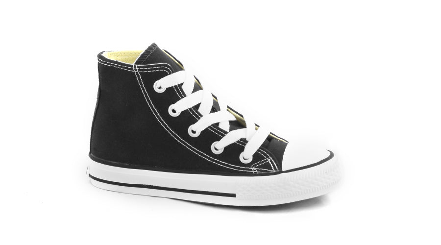 Canvas Ankle Sneaker