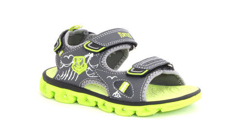 Infant Turtles Light Up Sandals