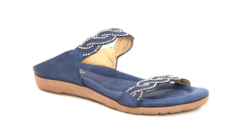 Slip-On Fashion Sandal