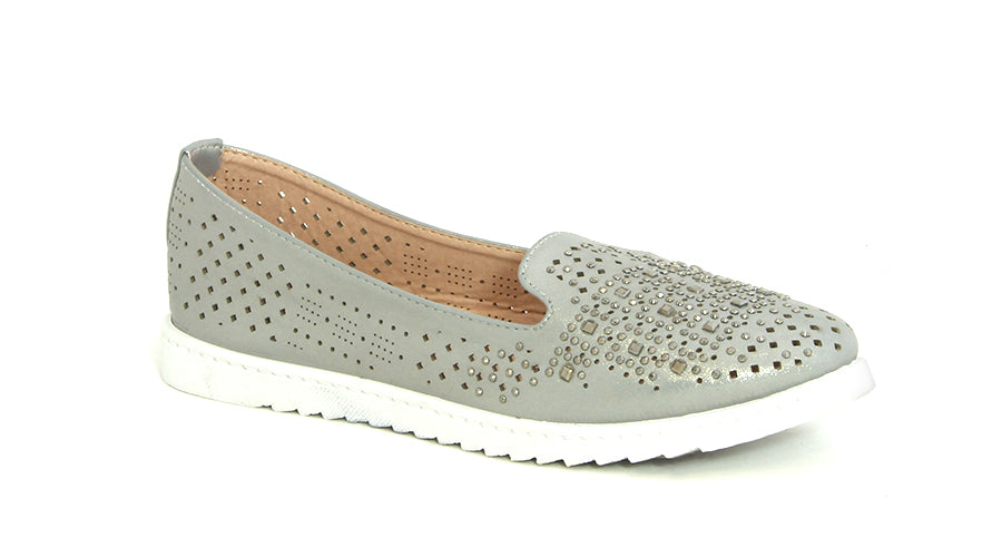 Cut-Out Slip Ons