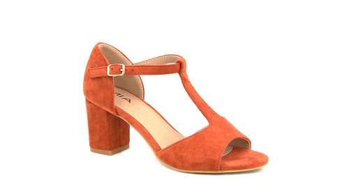 Fashion Block Heel