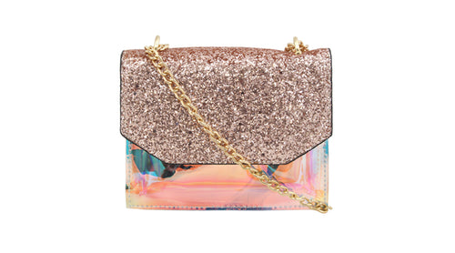 Glamour Holographic Purse