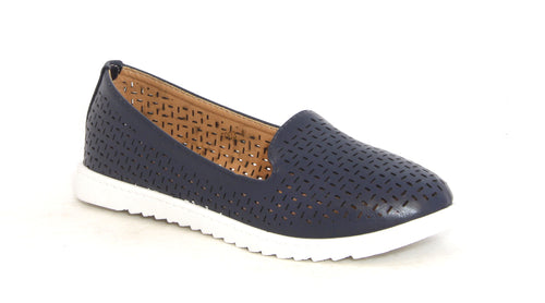 Cut-out Slip-on
