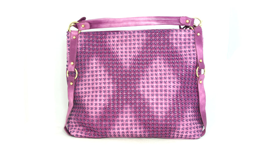 Patterned Shoulder Bag