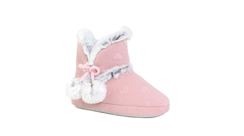 Infant Girls Ankle Slippers