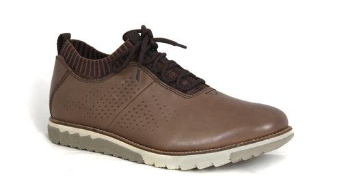 Lace-Up Casual Shoe