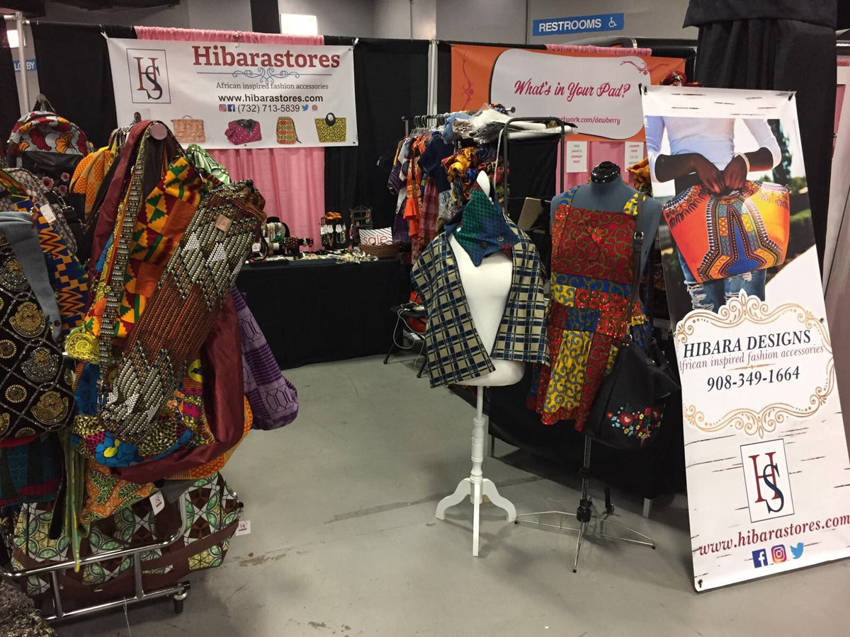 Hibara Designs At The New Jersey Ultimate Women Exhibition